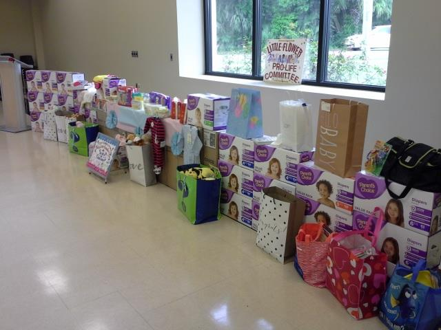 2016 Pro-Life Baby Shower and Fundraiser.